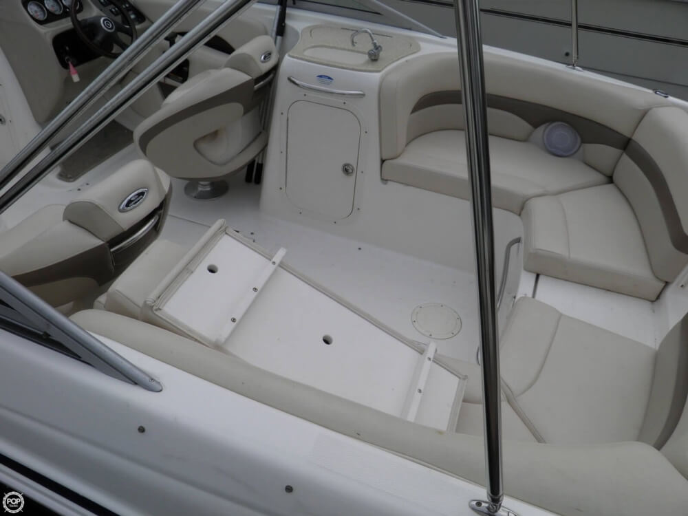 2007 Chaparral boat for sale, model of the boat is 246 SSi & Image # 34 of 40