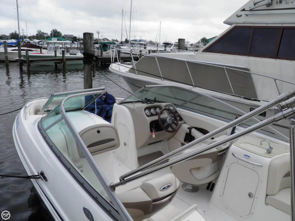 2007 Chaparral boat for sale, model of the boat is 246 SSi & Image # 35 of 40