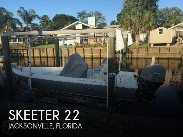 2014 Skeeter 22 - Photo #1