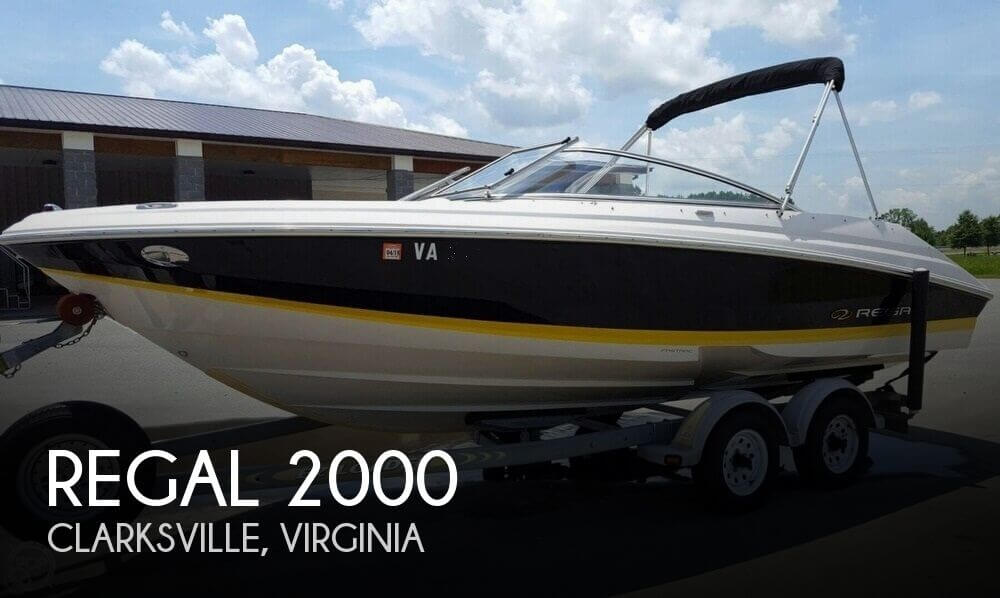 2006 REGAL 2000 for sale