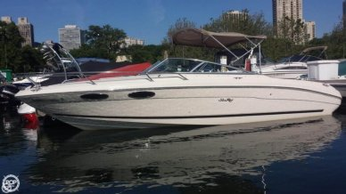 Sea Ray 230 Overnighter, 22', for sale - $19,500