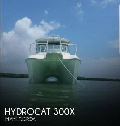Used Hydrocat Boats For Sale by owner | 2004 Hydrocat 30