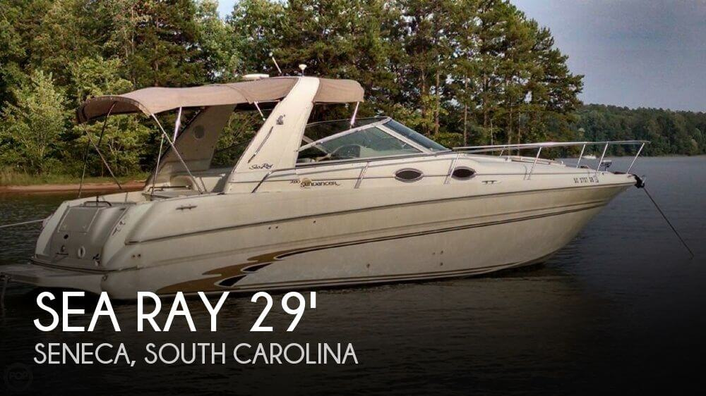 1998 Sea Ray 29 - Photo #1