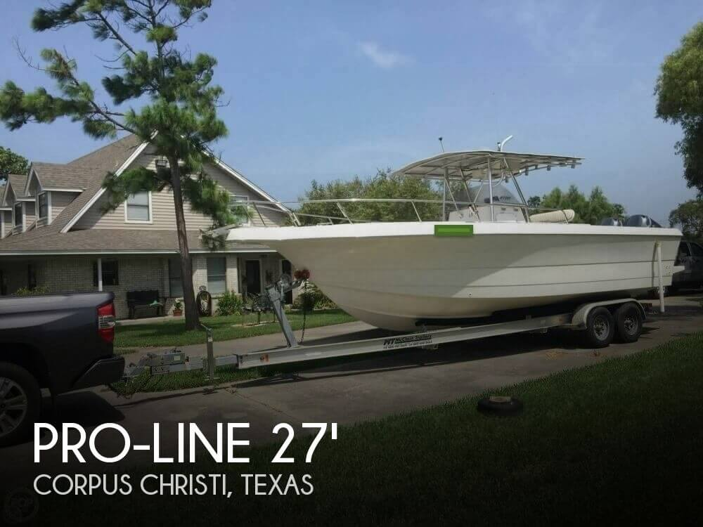 Pro line 2700 sportsman for sale in corpus christi tx for for Stock fish for sale texas