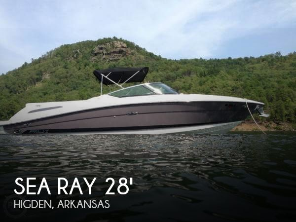 Used Boats For Sale in Little Rock, Arkansas by owner | 2008 Sea Ray 270 SLX Bowrider