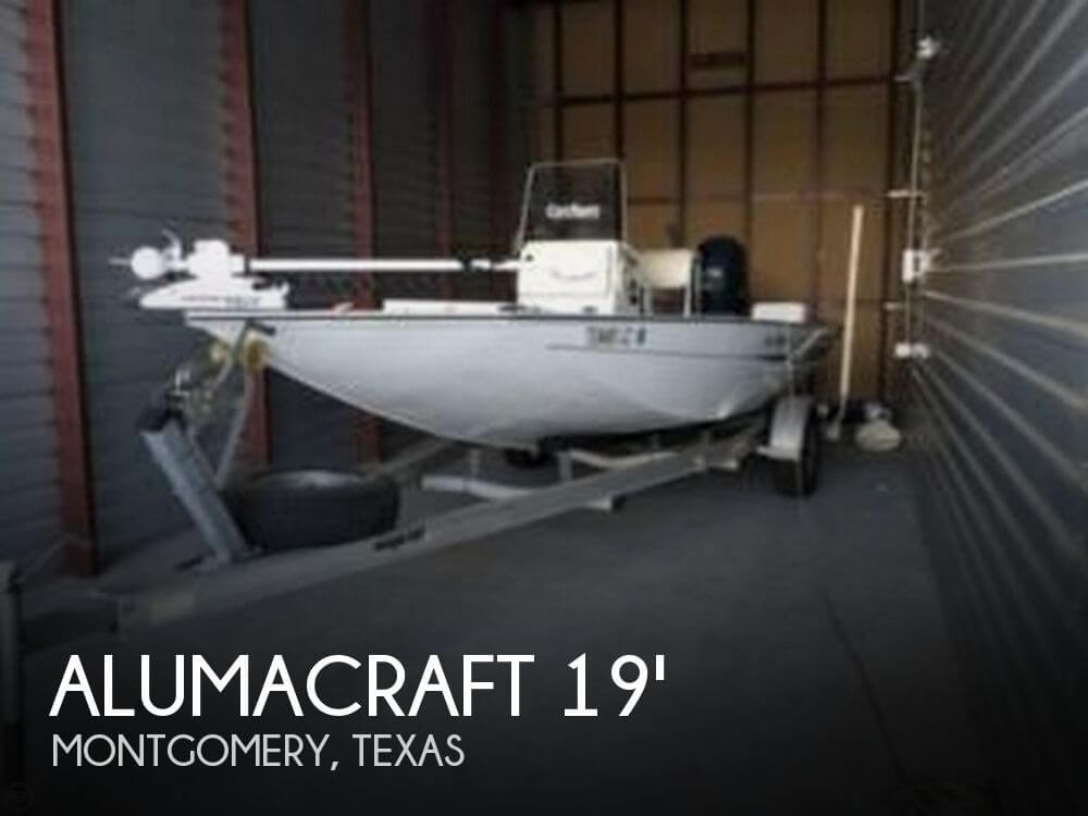 2004 Alumacraft 19 - Photo #1