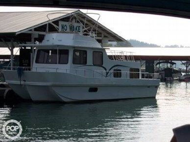 Holiday Barracuda Houseboat 36 X 12, 37', for sale - $66,700