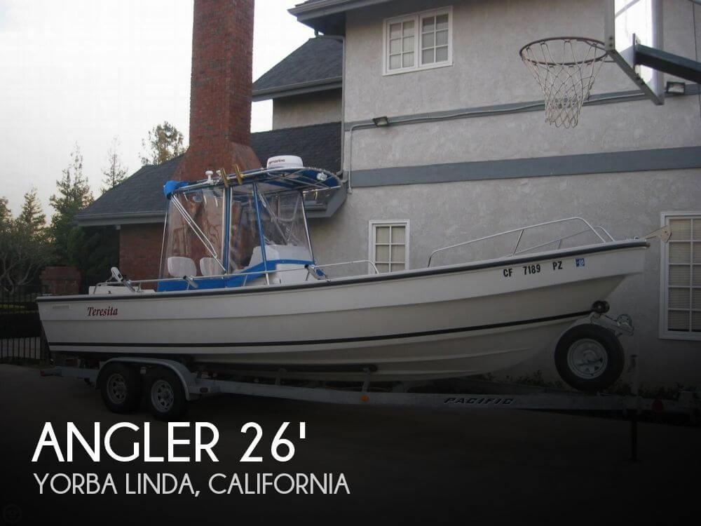 2003 Angler 26 - Photo #1
