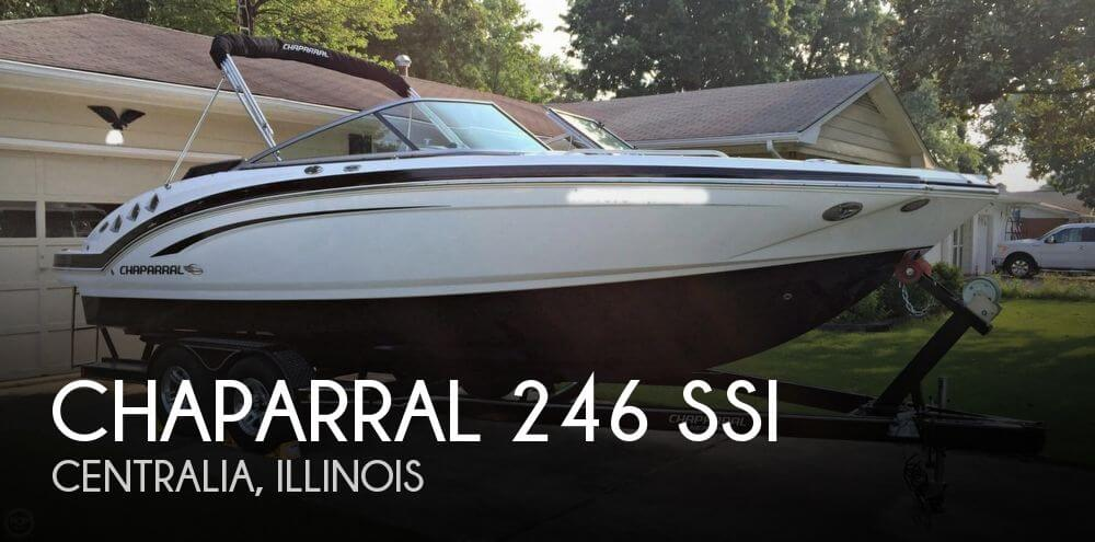Used Chaparral 24 Boats For Sale by owner | 2013 Chaparral 24