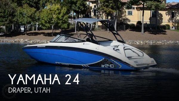 2015 YAMAHA 24 for sale