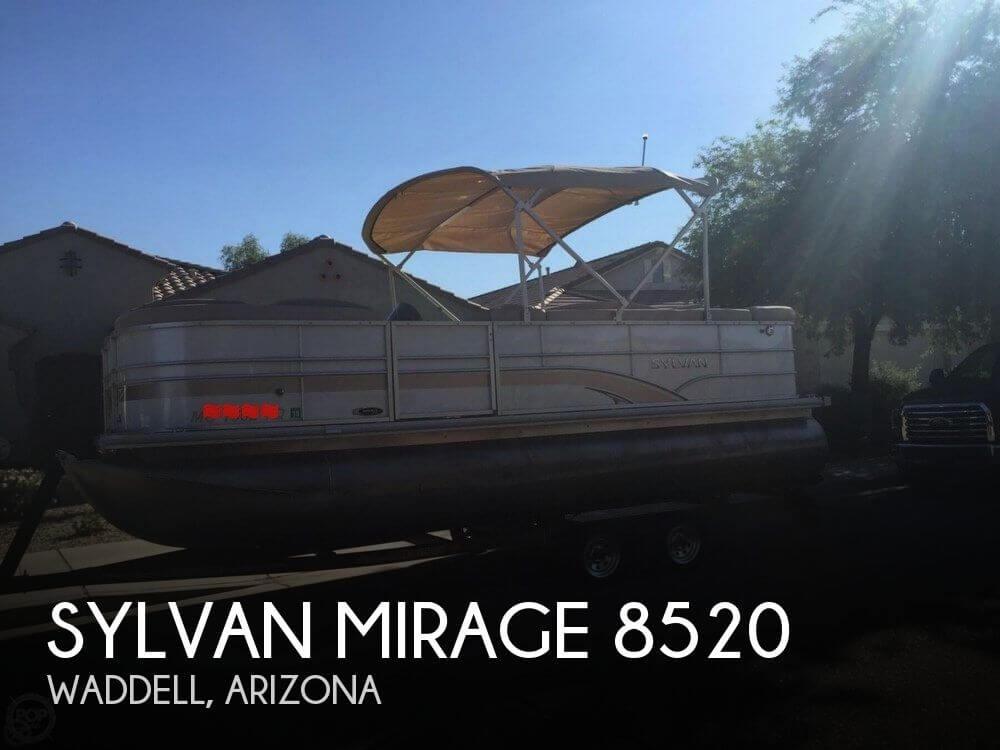 2013 SYLVAN MIRAGE 8520 for sale