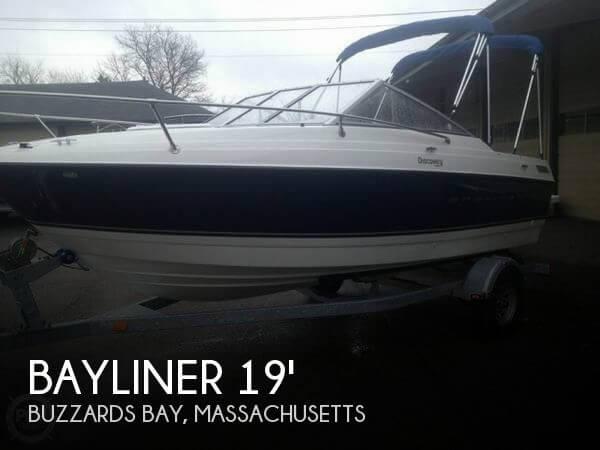 2011 Bayliner 19 - image 1