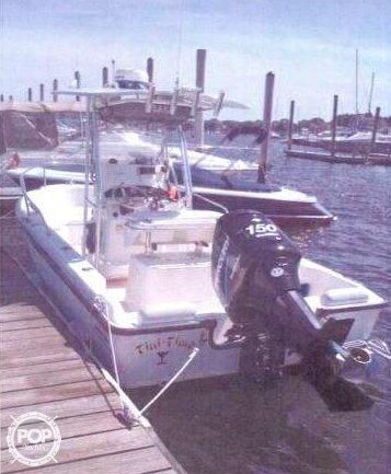 2004 Boston Whaler 19 - Photo #1