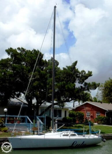 Olson 30, 30', for sale - $9,750