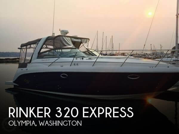 2006 RINKER 320 EXPRESS for sale