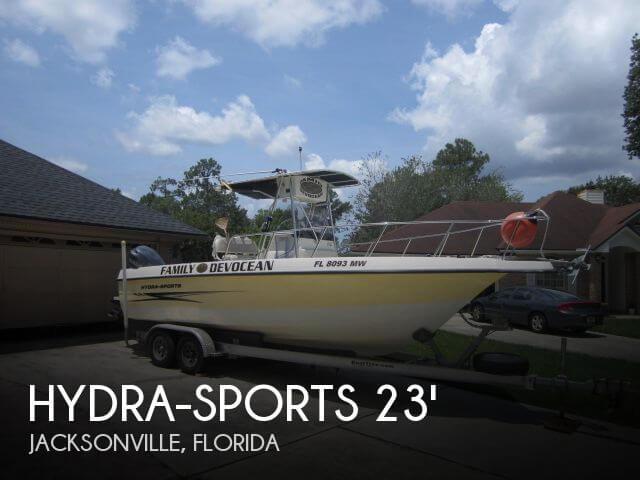 2005 Hydra-Sports 230 Center Console - Photo #1