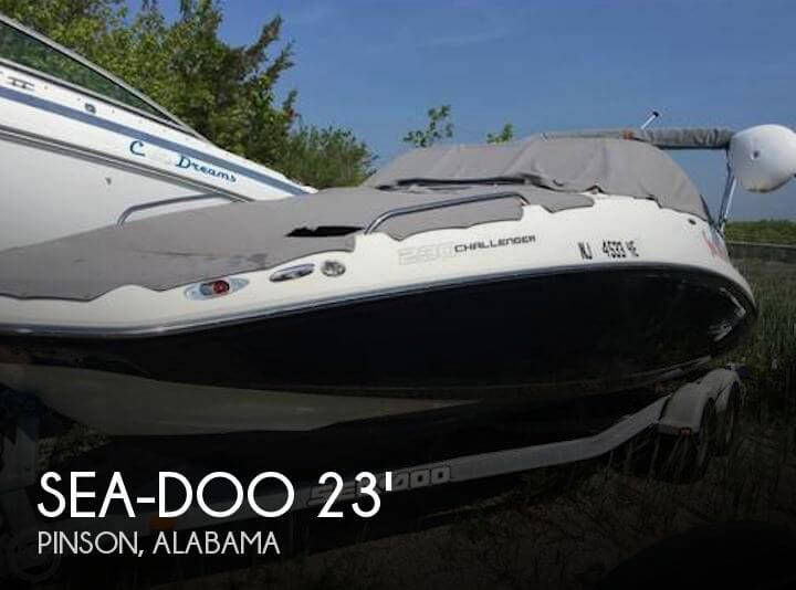 Used Boats For Sale in Birmingham, Alabama by owner | 2012 Sea-Doo 23
