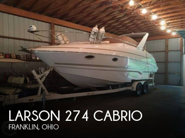 Used Larson Boats For Sale by owner | 2004 Larson 28