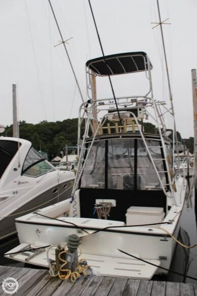 Carolina 28 Express, 31', for sale - $45,000