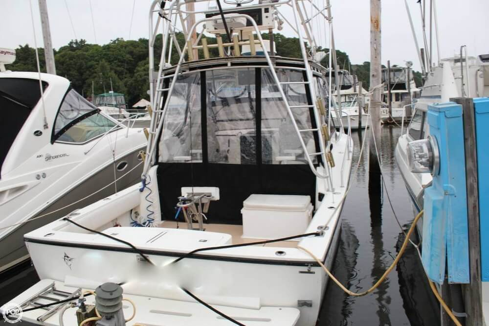 1995 Carolina Classic 28 Fishing Boat For Sale In Flanders Ny