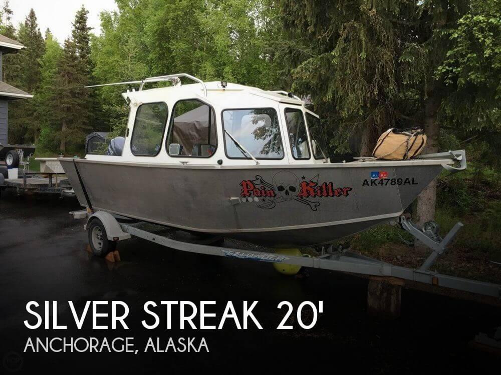 2010 Silver Streak 20 - Photo #1