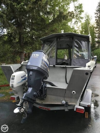 Silver Streak 20 Runabout, 20', for sale - $43,300