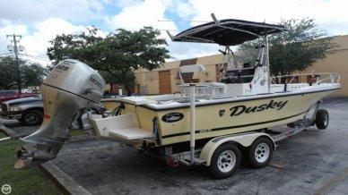 Dusky Marine 203 Open Fisherman, 22', for sale - $19,500