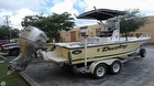 1995 Dusky Marine 203 Open Fisherman - #1