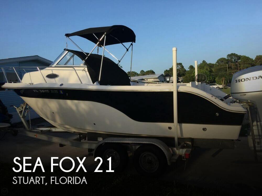 2007 Sea Fox 21 - Photo #1