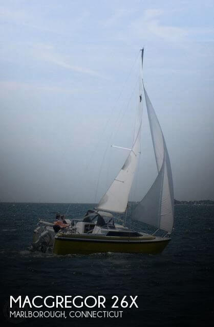 Used MacGregor Sailboats For Sale by owner | 2002 MacGregor 25