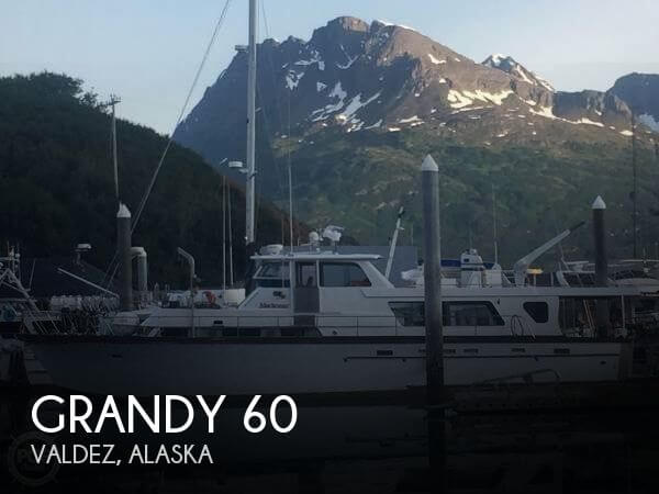 Used Boats For Sale in Alaska by owner | 1966 Grandy 60
