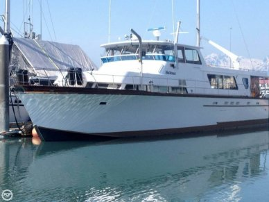 Grandy Monk Marlineer 60, 60', for sale - $182,300
