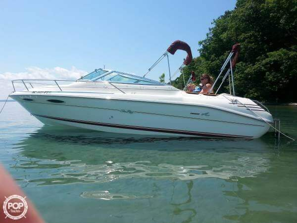 1994 Sea Ray Overnighter 240 For Sale