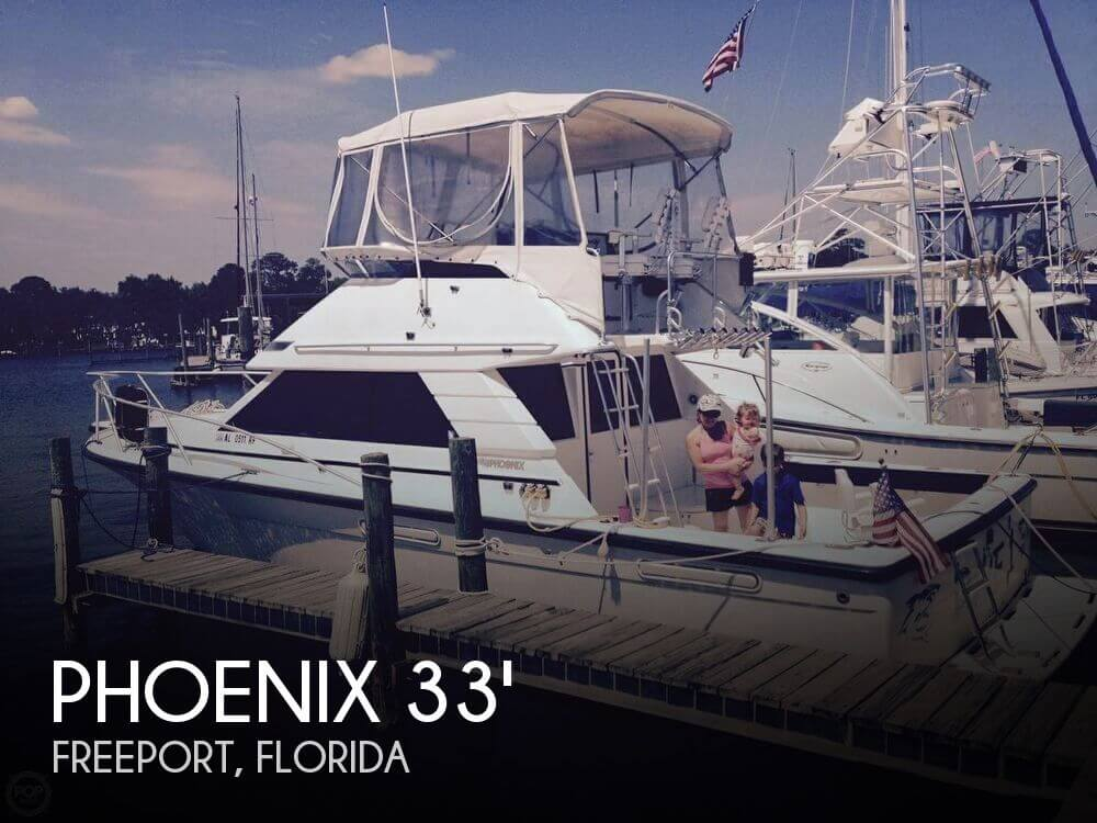 Used Boats For Sale in Dothan, Alabama by owner | 1995 Phoenix 33