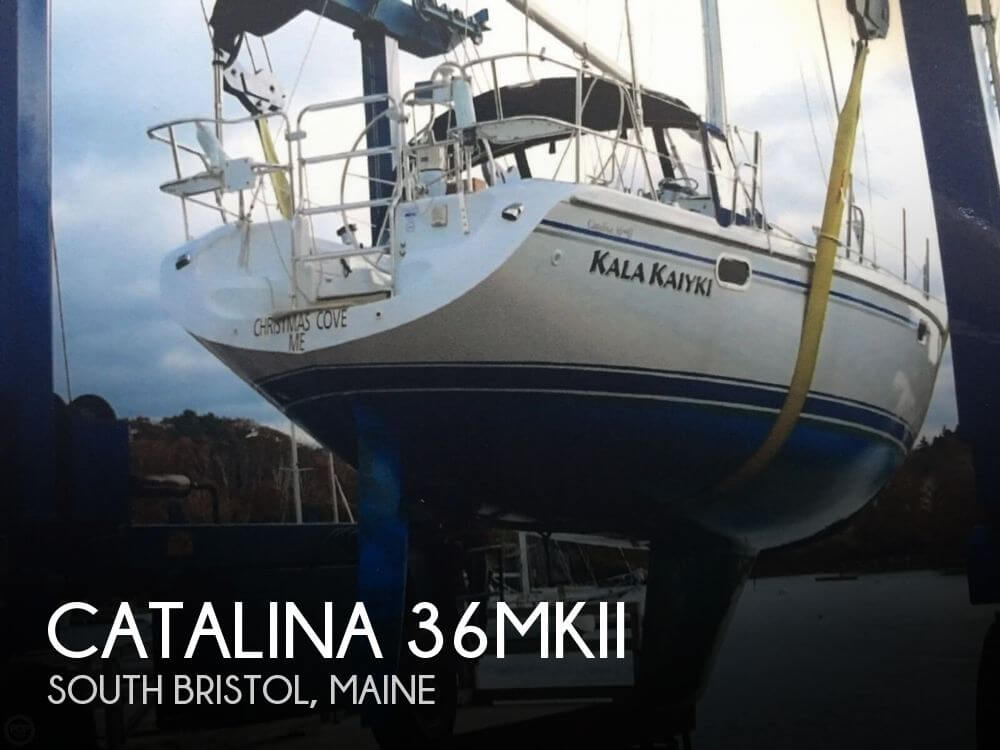 Used Catalina Boats For Sale by owner | 2005 Catalina 36