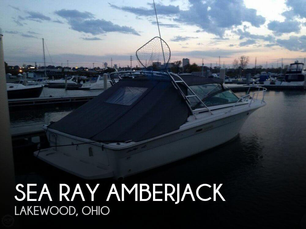 Used Boats For Sale in Canton, Ohio by owner | 1994 Sea Ray 31