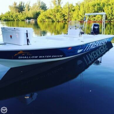 Sea Chaser 200 Flats, 20', for sale - $19,995