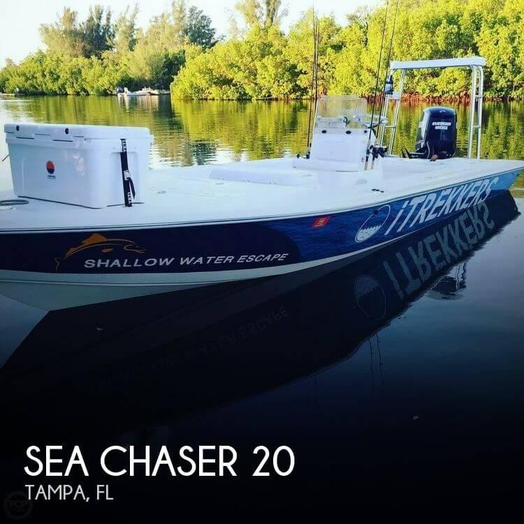 2008 Sea Chaser 20 - Photo #1