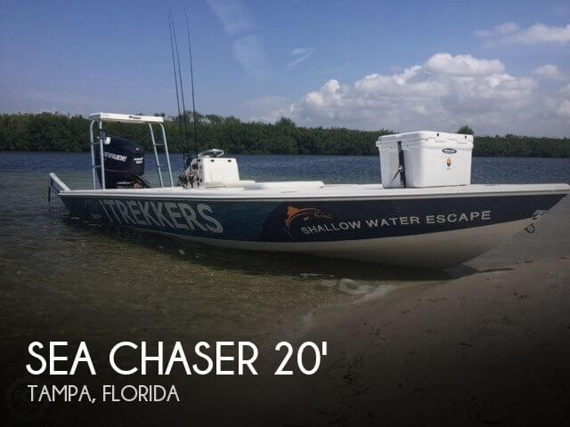 For Sale Used 2008 Sea Chaser 200 Flats In Tampa Florida