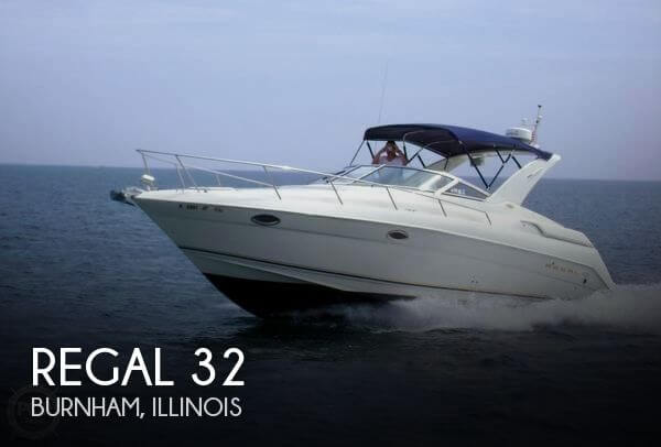 2002 Regal 32 - image 1