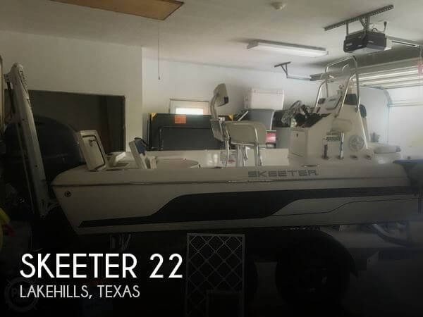 Used Boats For Sale in San Antonio, Texas by owner | 2014 Skeeter 22