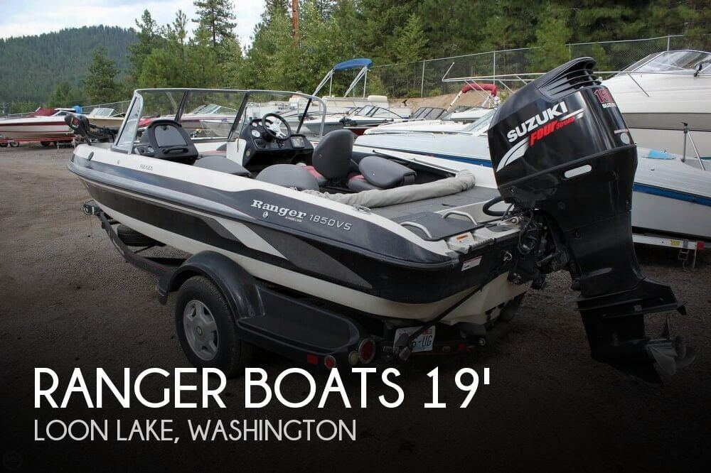2008 RANGER BOATS REATA 1850 VS for sale