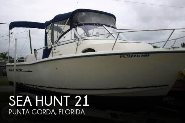2002 Sea Hunt 21 - Photo #1