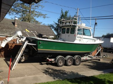 Steiger Craft 26 Chesapeake, 26', for sale - $80,500