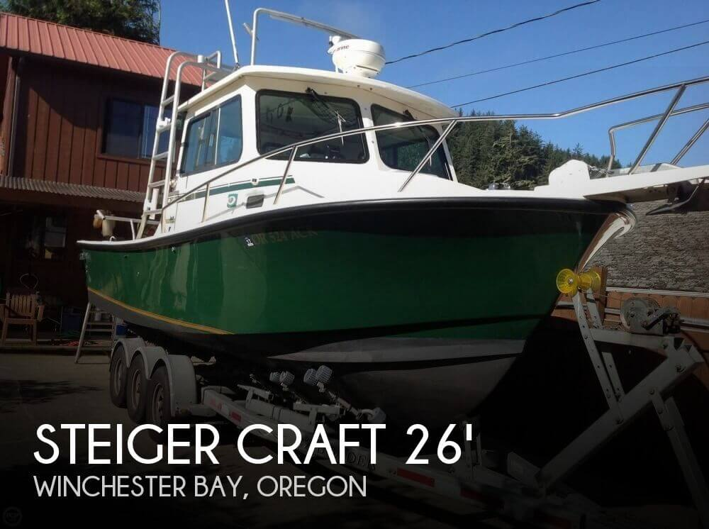 for sale used 2004 steiger craft 21 in madisonville