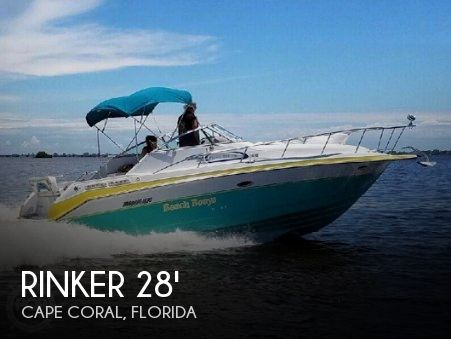 Used Rinker 28 Boats For Sale by owner | 1993 Rinker 28
