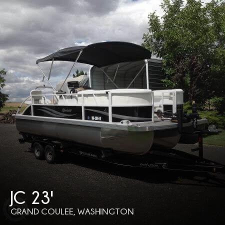 2014 JC SPIRIT 223 TT FISH for sale