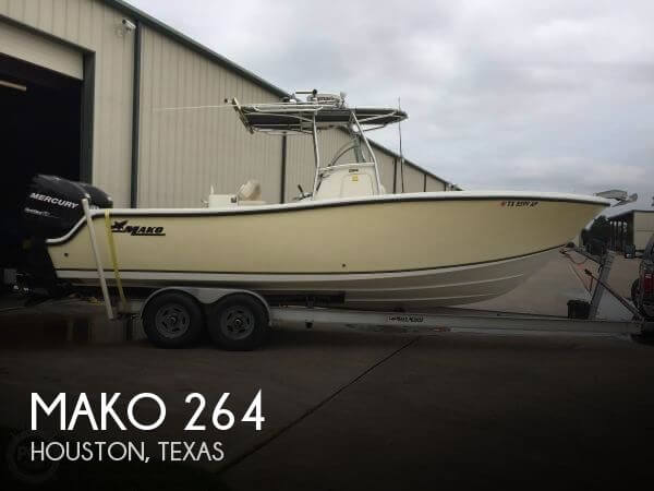 Mako 264 For Sale In Houston Tx For 60 000 Pop Yachts