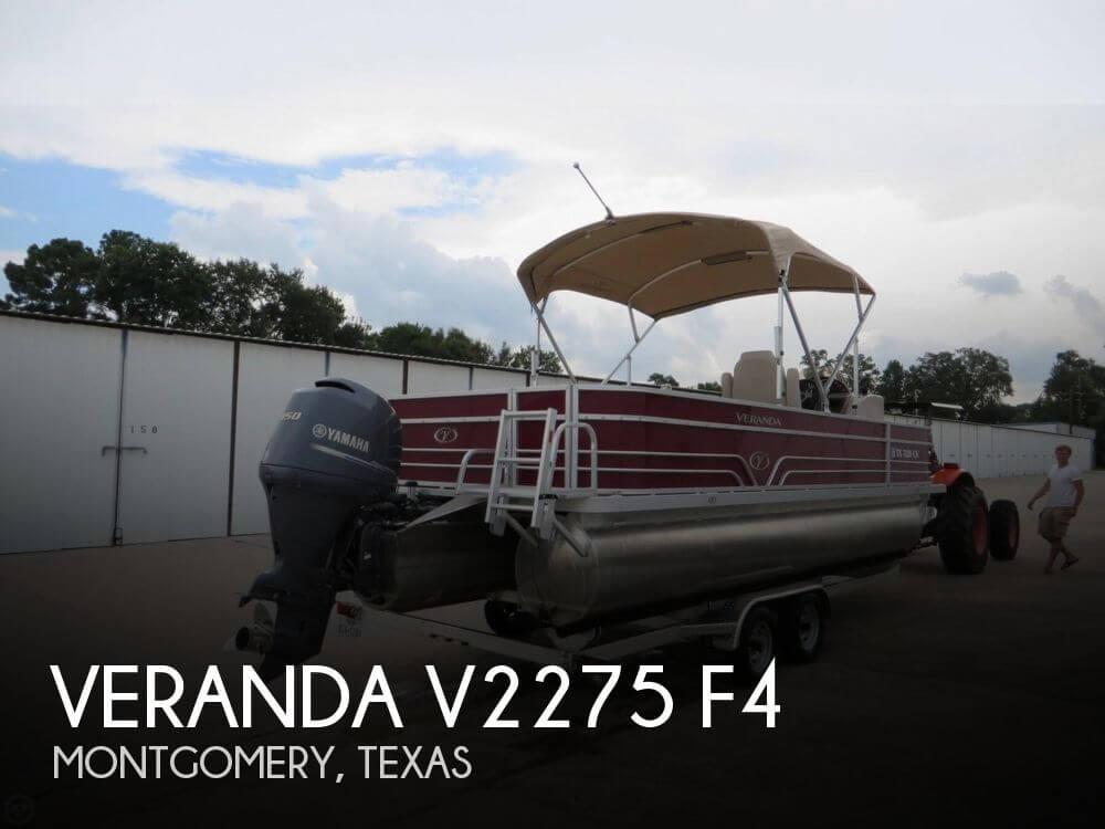2015 VERANDA V2275 F4 for sale