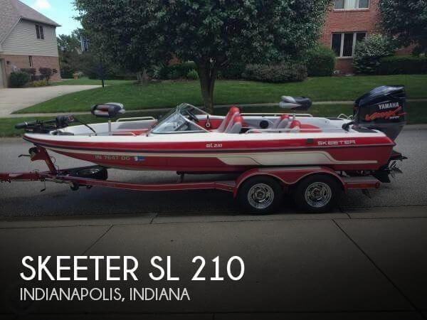 2008 Skeeter 20 - Photo #1